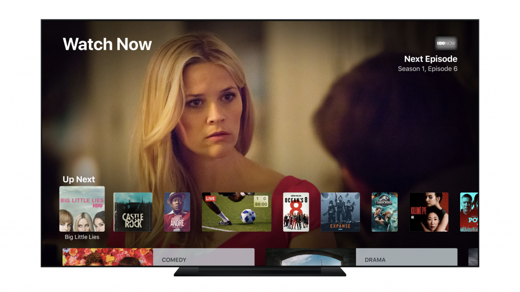 Apple 新串流媒體服務、Apple 原創影音
