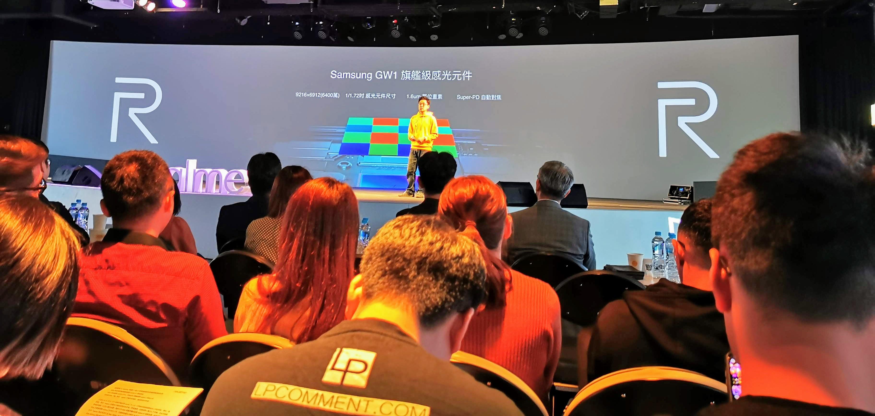 realme XT 採用 Samsung GW1 感光元件
