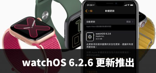 watchOS 6.2.6