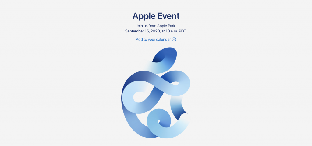 Apple Special Event 2020