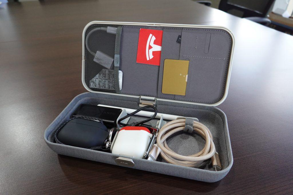Orbitkey Nest 三合一無線充電萬用收納盒