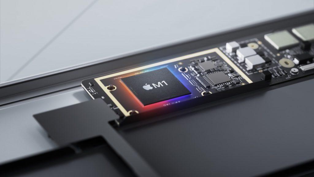 MacBook Air 2020、M1、Apple Silicon