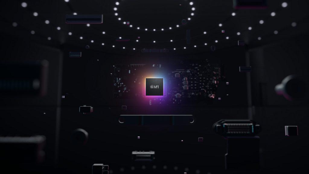 MacBook Pro 13 吋 2020、M1、Apple Silicon