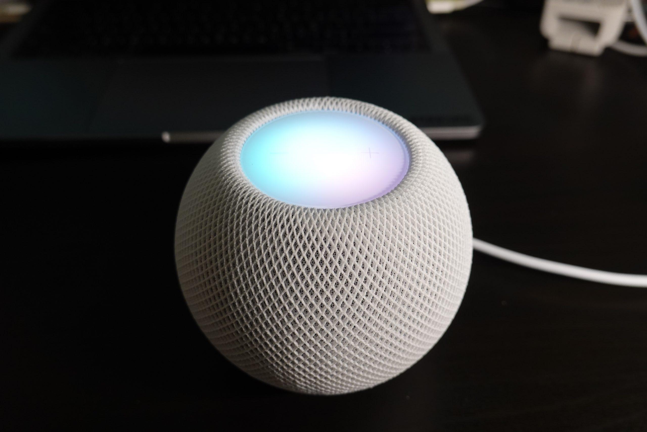 HomePod mini 開箱、設定教學