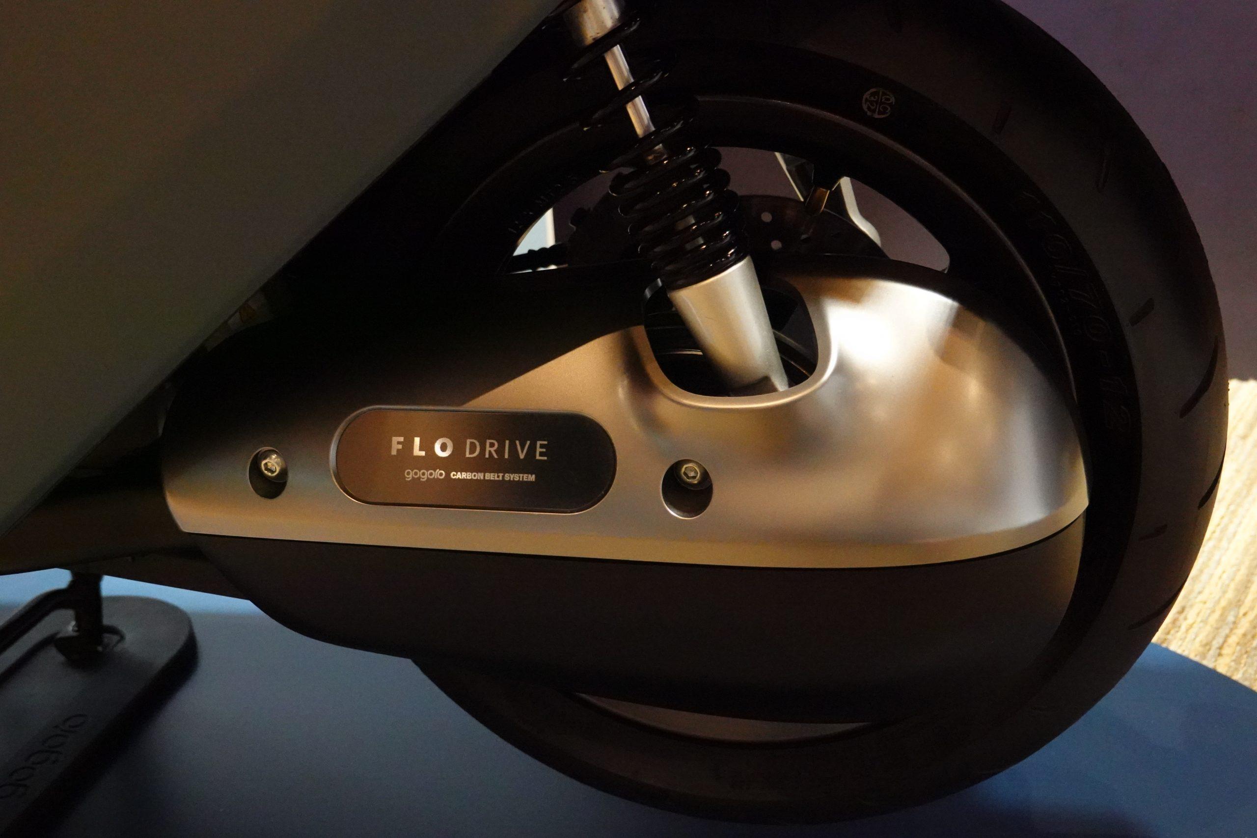 Gogoro 3 Premium、FLO Drive