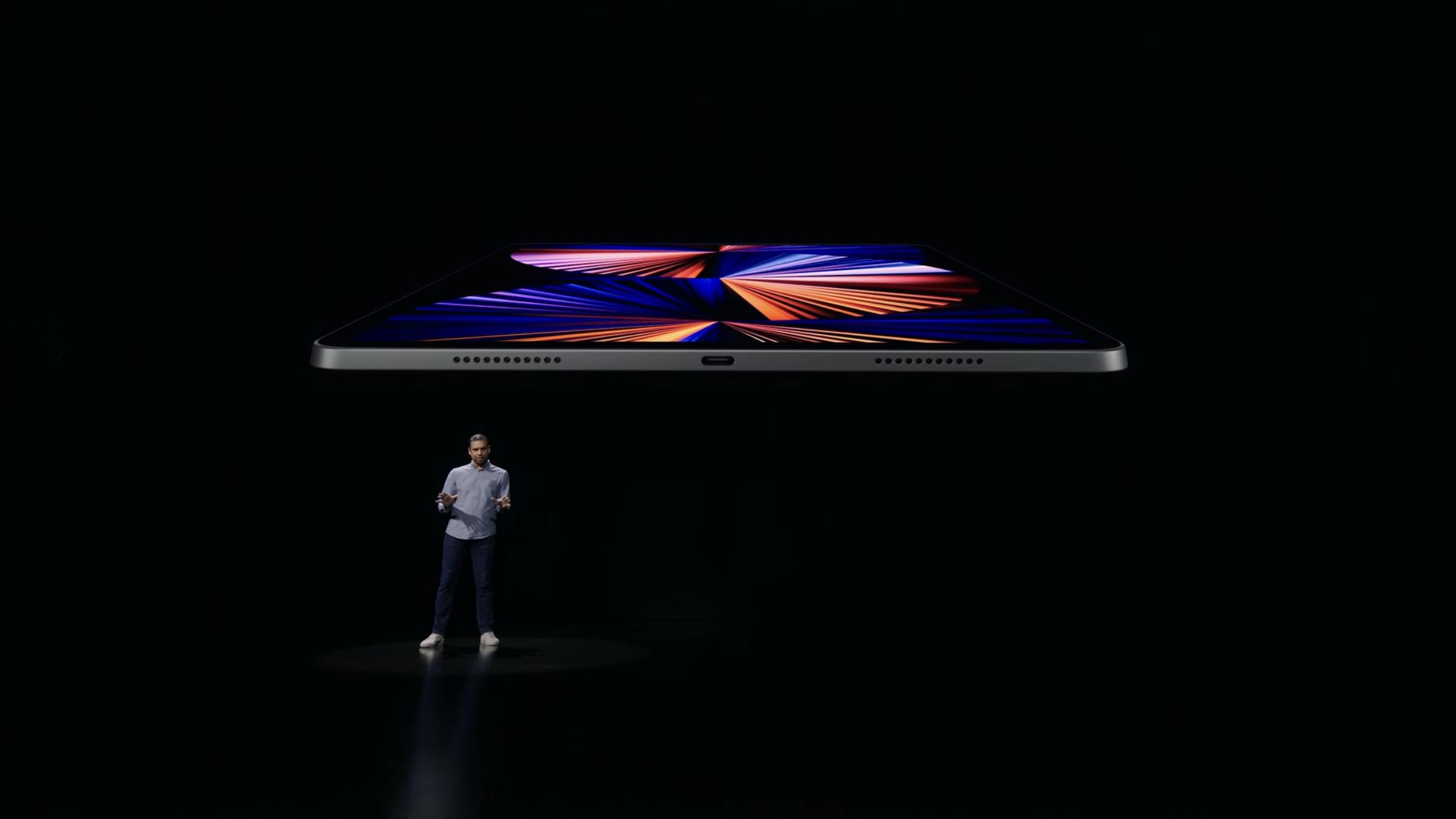 iPad Pro 2021、Special Event、2021 April、M1 Chip
